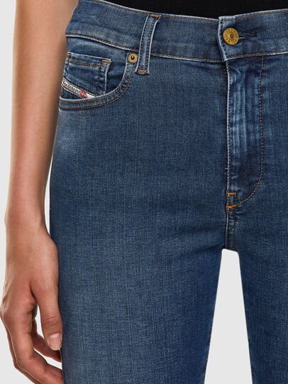 Diesel - D-Roisin 085AB, Medium blue - Jeans - Image 4