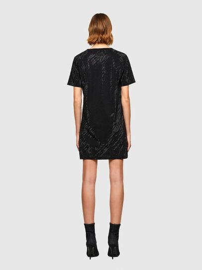 Diesel - D-ARY-R1, Black - Dresses - Image 2