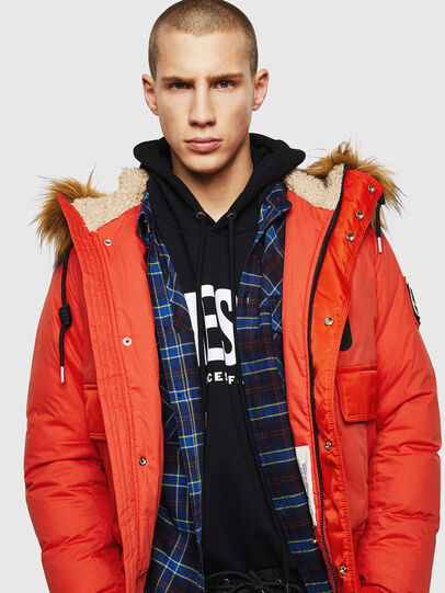 Diesel - W-BURKISK,  - Winter Jackets - Image 3