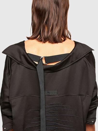 Diesel - D-NIA, Black - Dresses - Image 4
