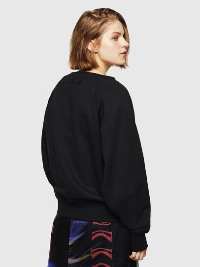 Diesel - F-HENNY-D, Black - Sweaters - Image 2