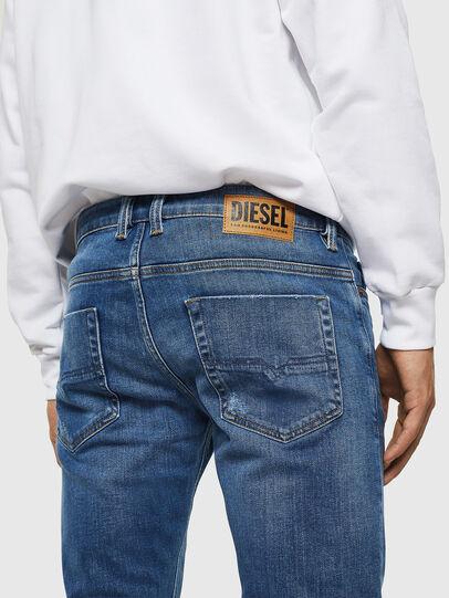 Diesel - Safado 083AX, Light Blue - Jeans - Image 5