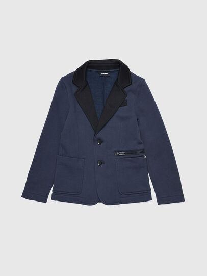 Diesel - SEVIR, Dark Blue - Sweaters - Image 1