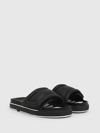 Diesel - SA-GRAND VS, Black - Sandals - Image 2
