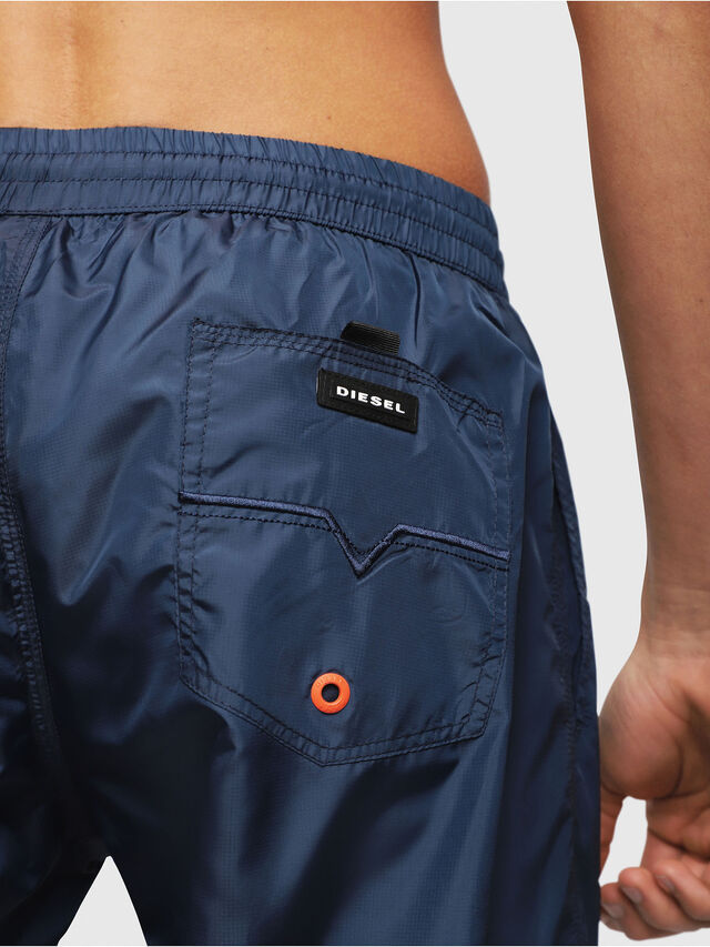 Diesel BMBX-WAVE 2.017, Blue - Swim shorts - Image 3