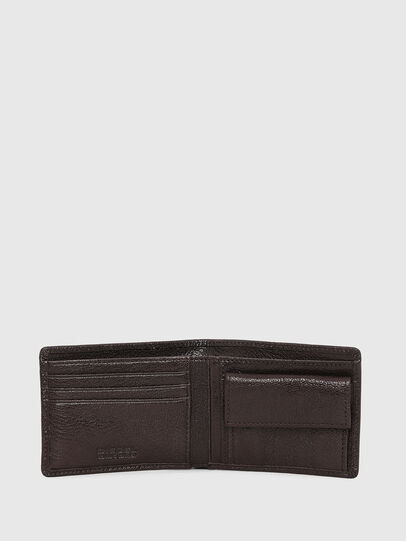 Diesel - HIRESH XS, Brown - Small Wallets - Image 3