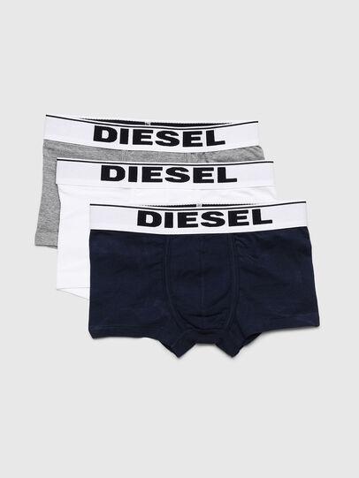 Diesel - UMBX-UDAMIENTHREEPAC, Multicolor/White - Underwear - Image 1