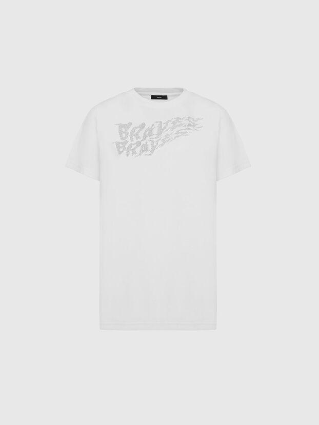 T-DARIA-E5, White - T-Shirts
