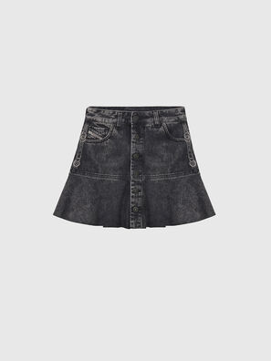 DE-BETHY, Black/Dark grey - Skirts
