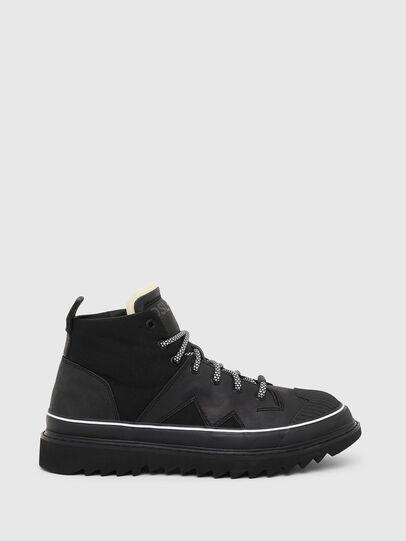 Diesel - H-SHIROKI DBB X, Black - Boots - Image 1