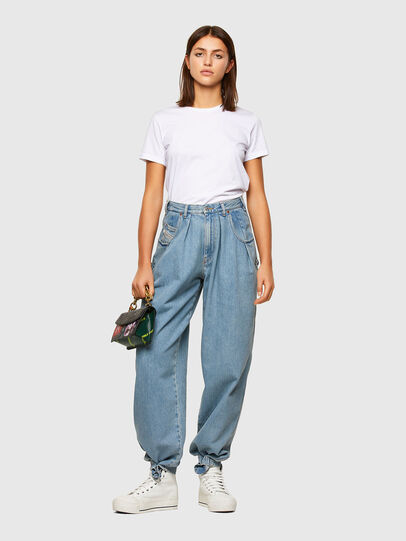 Diesel - D-Concias 009RQ, Light Blue - Jeans - Image 6