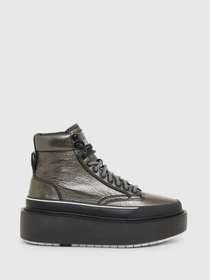 H-SCIROCCO AB, Gold - Sneakers