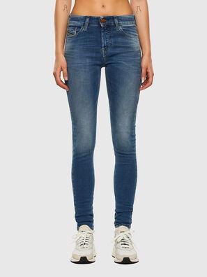 Slandy 084NM, Medium blue - Jeans