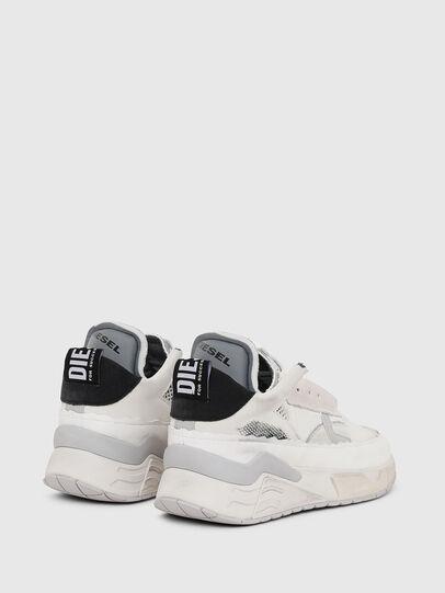 Diesel - S-BRENTHA DEC, White - Sneakers - Image 3