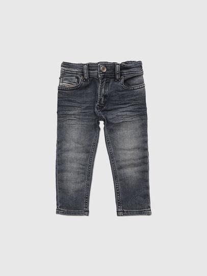 Diesel - SLEENKER-B JOGGJEANS-N, Dark Blue - Jeans - Image 1