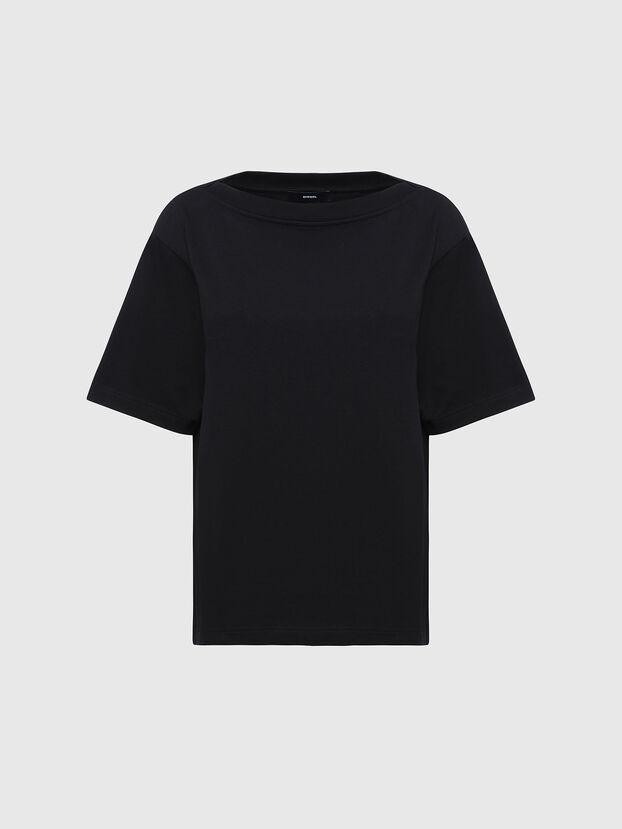 T-SBUSETTE, Black - T-Shirts