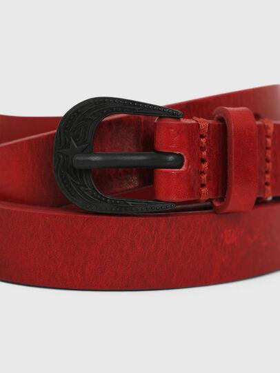 Diesel - B-ROTZO, Red - Belts - Image 2