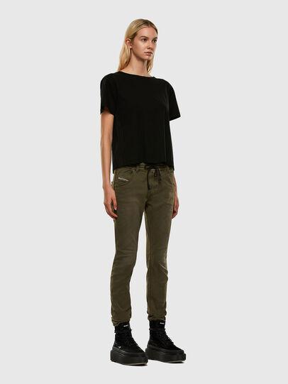 Diesel - Krailey JoggJeans® 0670M, Military Green - Jeans - Image 5