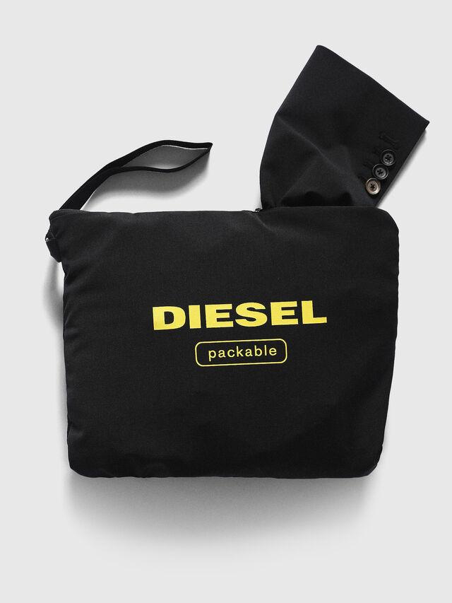 Diesel J-MOSYER, Black - Jackets - Image 3