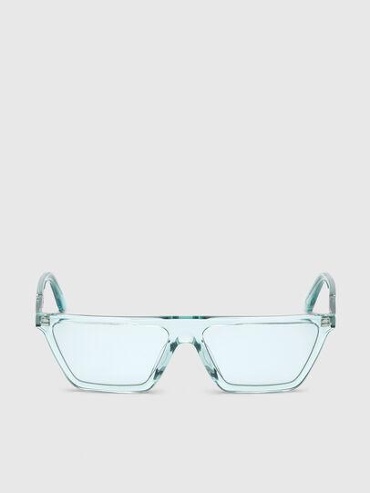 Diesel - DL0304, Azure - Sunglasses - Image 1