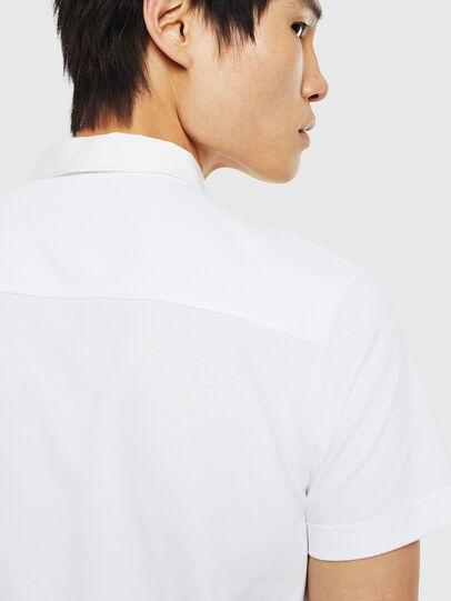 Diesel - T-TRITEN, White - T-Shirts - Image 4