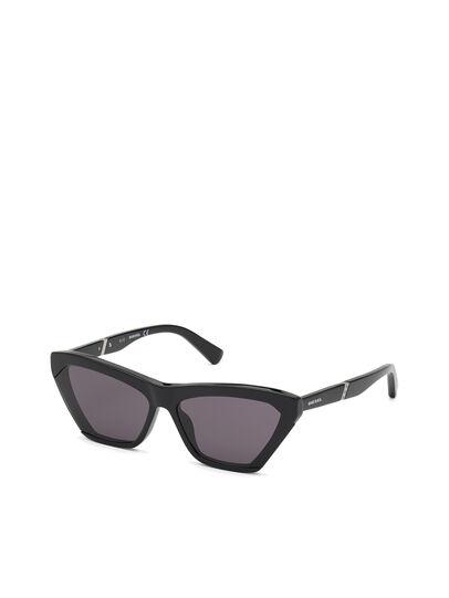 Diesel - DL0335, Black - Sunglasses - Image 2