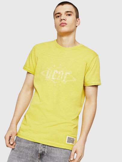 Diesel - T-DIEGO-CUT-A,  - T-Shirts - Image 1