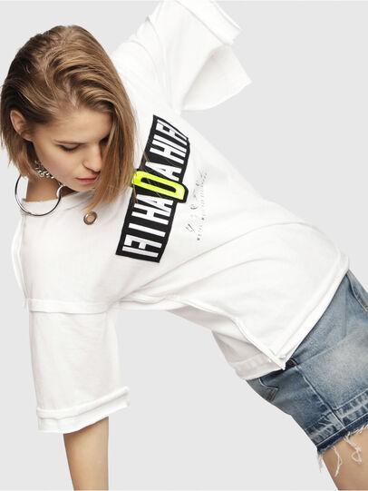 Diesel - T-JACKY-C,  - T-Shirts - Image 4
