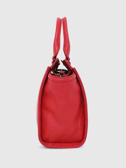 Diesel - BADIA, Fire Red - Satchels and Handbags - Image 3