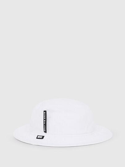 Diesel - DACHET, White - Caps - Image 2