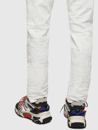 Diesel - D-Luhic JoggJeans 069LZ, White - Jeans - Image 7