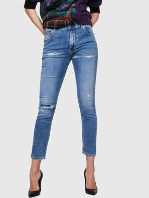 Krailey JoggJeans 069IH, Light Blue - Jeans