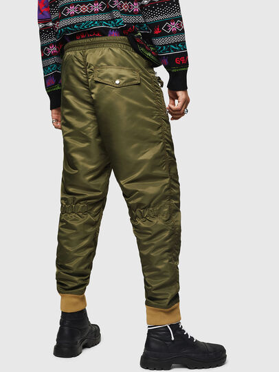 Diesel - P-LEVOKI, Military Green - Pants - Image 2