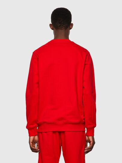Diesel - S-GIRK-ECOLOGO, Red - Sweaters - Image 2
