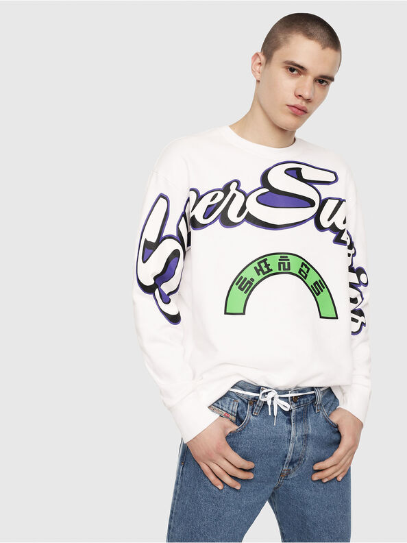 S-BAY-RADIO-PRINT,  - Sweaters