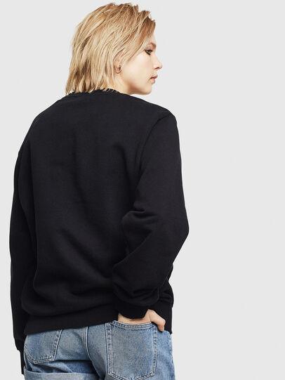 Diesel - S-GIRK-WORK, Black - Sweaters - Image 4