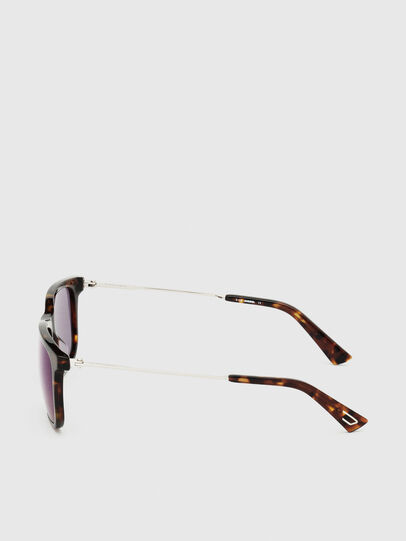 Diesel - DL0309, Brown - Sunglasses - Image 3