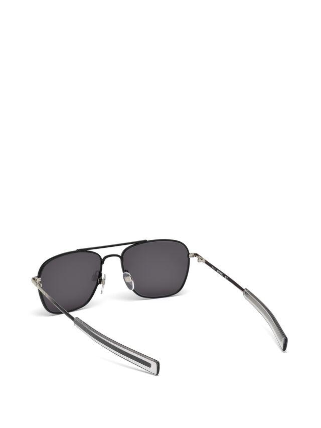 Diesel DL0219, Black - Eyewear - Image 2