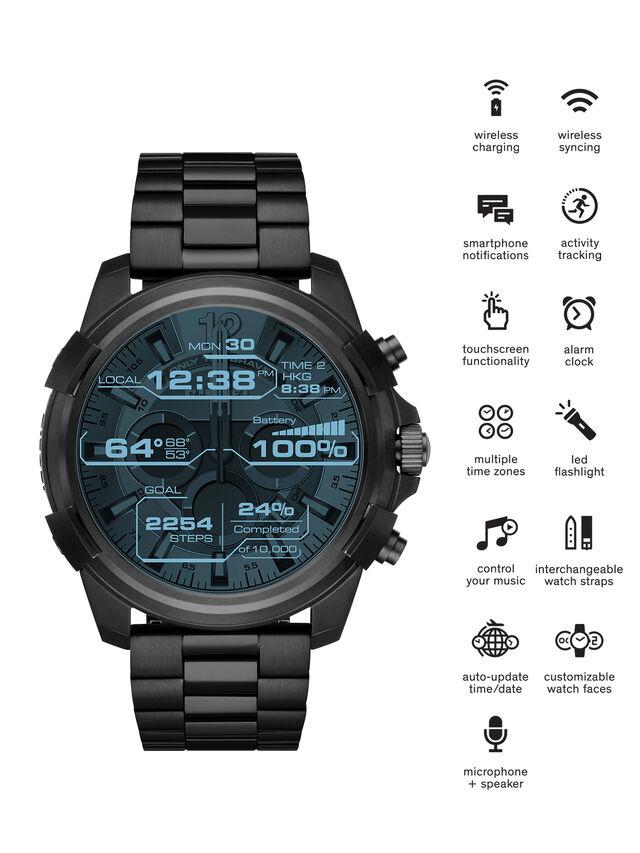 Diesel DT2007, Black - Smartwatches - Image 1