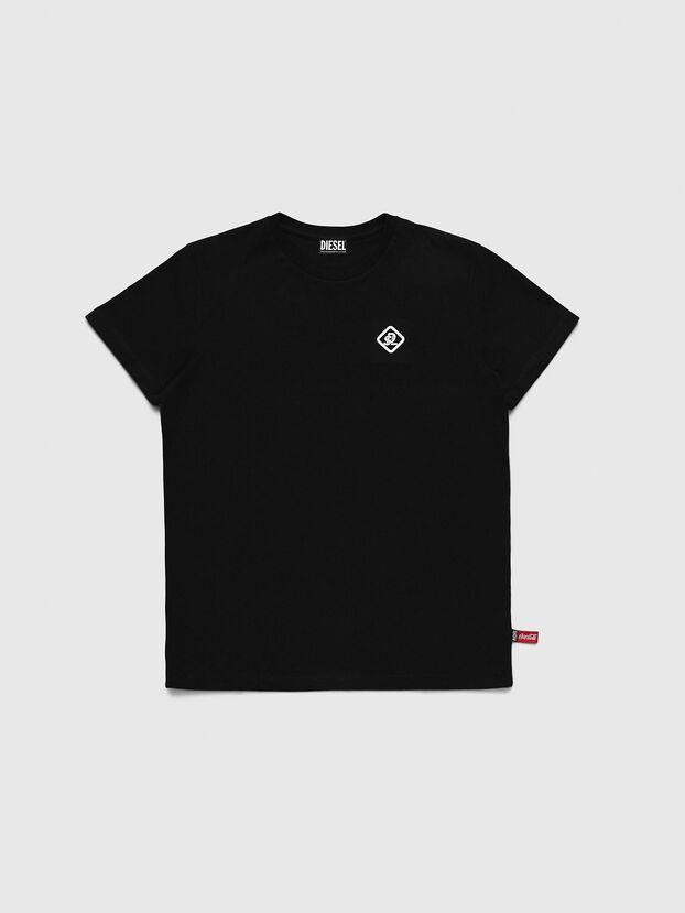 CC-T-DIEGO-COLA, Black - T-Shirts