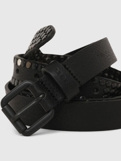 Diesel - B-BORK, Black - Belts - Image 2