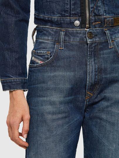 Diesel - D-Reggy 09A06, Dark Blue - Jeans - Image 3