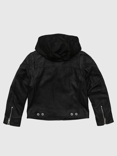 Diesel - JSOLOVE, Black - Jackets - Image 2