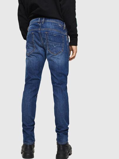 Diesel - Thommer 082AZ, Dark Blue - Jeans - Image 2