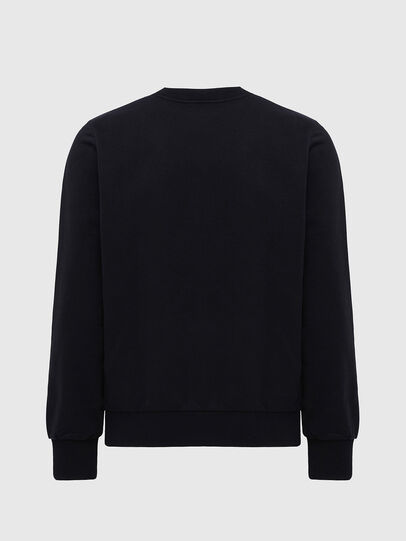 Diesel - S-GIRK-K10, Black - Sweaters - Image 2