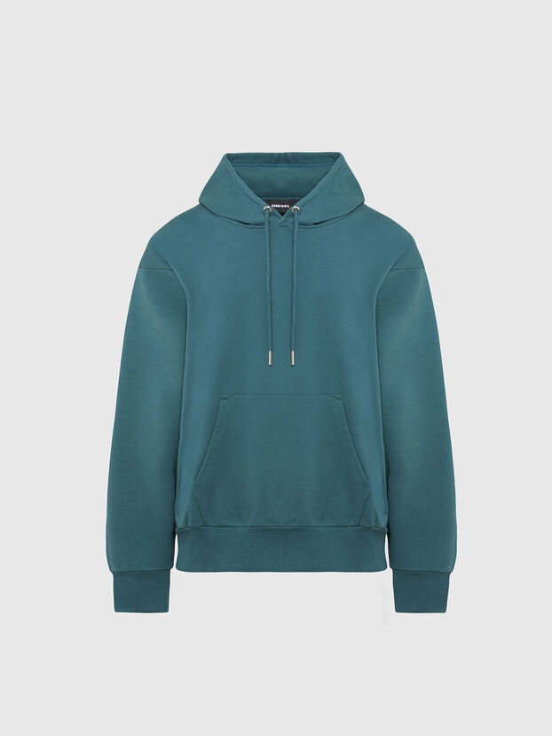 S-ALBY-COPY-J1, Dark Green - Sweaters