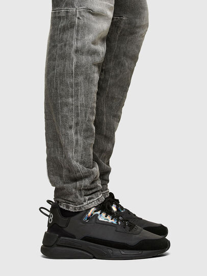 Diesel - D-Strukt 009MY, Light Grey - Jeans - Image 4