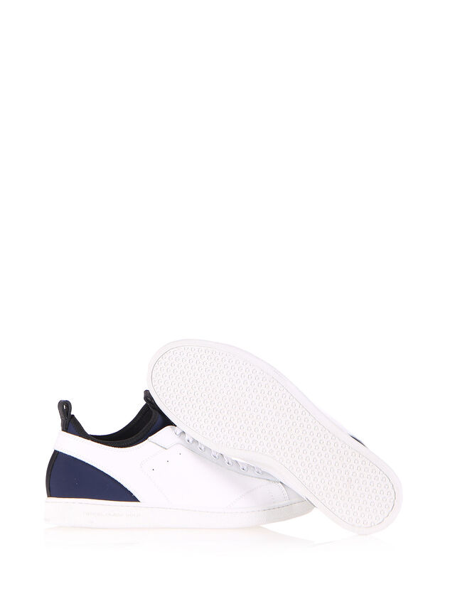 Diesel - S18ZERO, White - Sneakers - Image 4