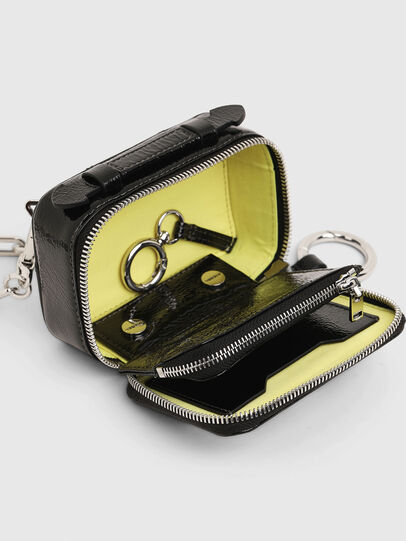 Diesel - BOMBY, Black - Small Wallets - Image 3