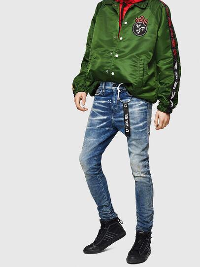 Diesel - D-Reeft JoggJeans 0870Q,  - Jeans - Image 4